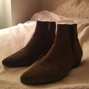 Isabel Marant Shoes - Isabel Marant Suede Ankle Boot