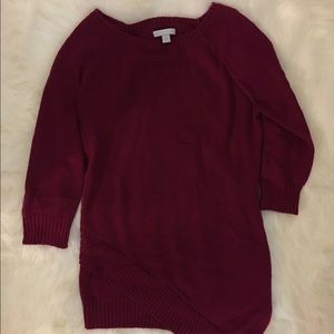 Sweaters - 3 for $10 📦 Maroon/cranberry sweater