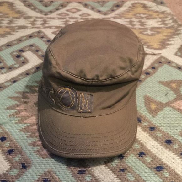 8b1e22d0a43d52 Volcom Accessories   Military Green Hat Small   Poshmark