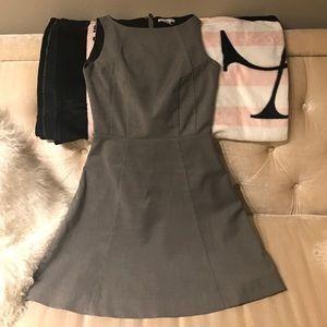 H&M Dresses & Skirts - ✨H&M Women's A-Line Gray Dress Best Fit Ever!!!✨