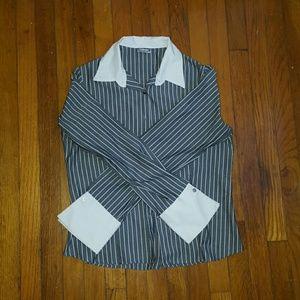 rave Tops - Button down dress shirt