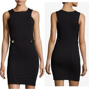 Versace Dresses & Skirts - 🎉HP🎉Versace Sleeveless Dress with Side Tabs