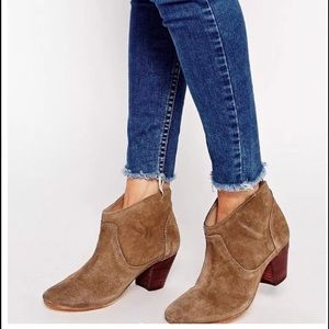 H By Hudson Shoes - H by Hudson Kiver booties