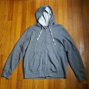 Joe Fresh Other - Gray zip up hoodie