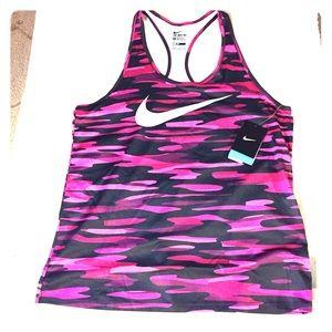Nike Tops - NIKE NWT DRI FIT TANK