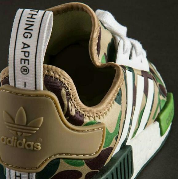 Blfpxl adidas NMD R1 Primeknit Tri Color December 26th Sneaker