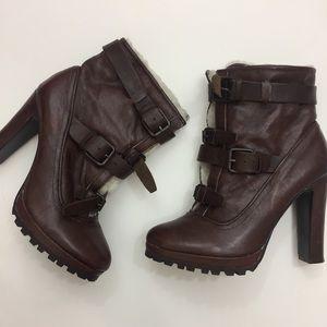 Dolce Vita Shoes - 🦂Dolce Vita Josh Shearling Buckle Boots