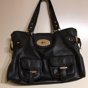 Mulberry for Target Black Tote