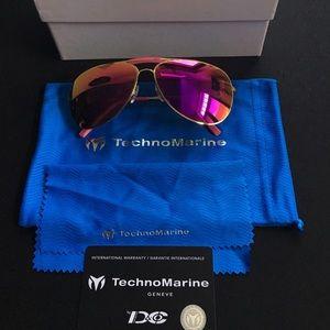 Technomarine Accessories - LADIES FLASH SALE Hot Pink Technomarine Sunglasses