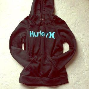 Black Hurley Hoodie, NWOT