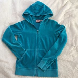 Juicy Couture Jackets & Blazers - 2ps.Juicy couture velour track suit