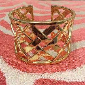 Spartina 449 Jewelry - Gold cuff bracelet