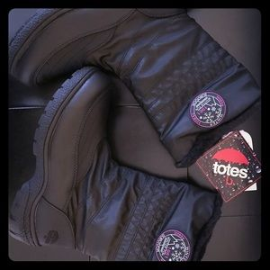 Totes Shoes - Totes Cheryl Snow Boots