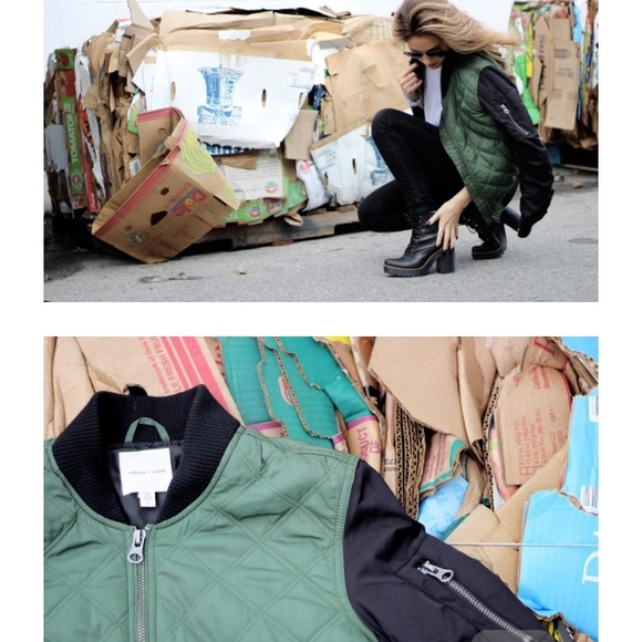 Urban Outfitters Jackets & Coats - Urban Outfitters Bomber Jacket