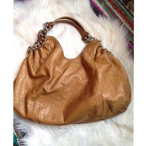 b makowsky Handbags - B Makowsky Leather Shoulder Bag