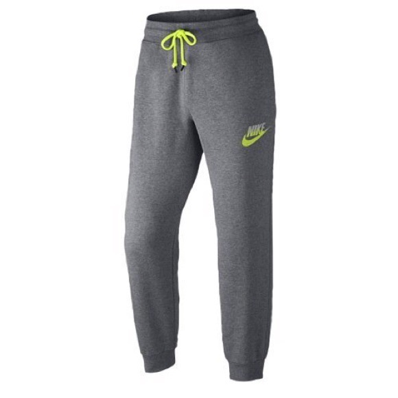 superior quality on wholesale detailed images NIKE NEON JOGGERS