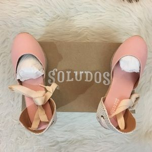 Soludos Shoes - Saludos Tall Wedge Espadrilles