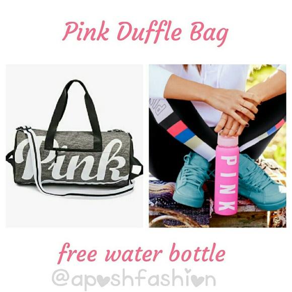 PINK Victoria s Secret Bags  8c8a3d93de1d5