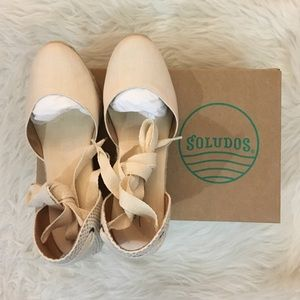 Soludos Shoes - Soludos Tall Wedge Espadrilles