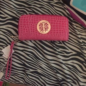 Forever 21 Handbags - Hot Pink Wallet