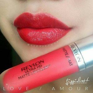 Revlon Other - 🎀 Revlon Ultra HD Matte Lip Color - Love