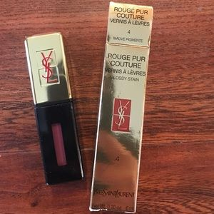 Yves Saint Laurent Other - Ysl glossy stain in #4