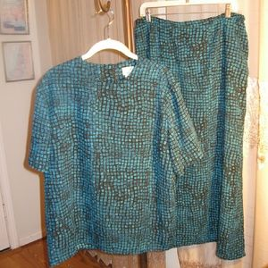 Allison Daley Dresses & Skirts - Allison Daley skirt and top
