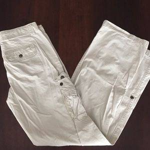J. Crew Pants - JCrew utility cargo chino tall