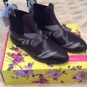 Joules Shoes - Joules Rockingham Right as Rain Jelly Welly