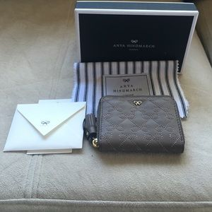 Anya Hindmarch Wilkes Small Wallet