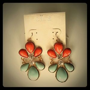 Cara Couture Jewelry - Cute Statement Earrings