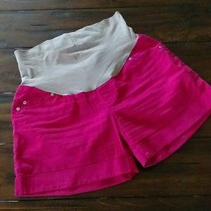 Three Seasons Maternity Pants - Maternity Shorts