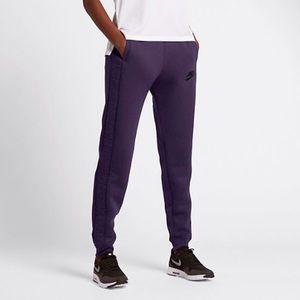 Nike Pants - Women's Nike Sportswear Rally Purple Pants