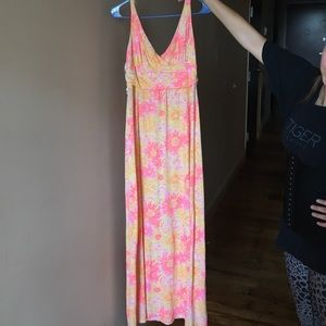 Lilly Pulitzer summer Maxi dress