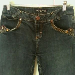 Baby Phat Other - Baby Phat Skinny Jeans 16 Embellished Girls