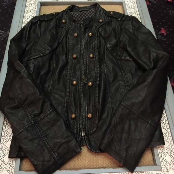 Steve madden leather jackets