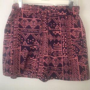 Love Culture Pants - Inspired Aztec Print Shorts