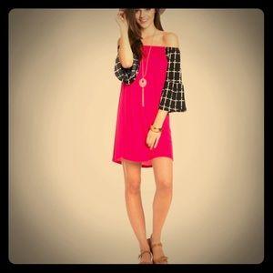 Dresses & Skirts - 💙 Host Pick 💙 Off the Shoulder Dress