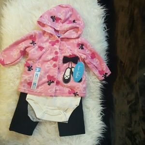 Bon Bebe Other - Nwt, 3piece, soft, snuggel set