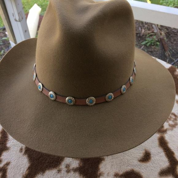 Stetson Hat. M 588b9f6f78b31c5a5100402b f33f0289be1