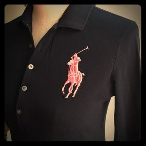 Ralph Lauren long sleeve collars shirt