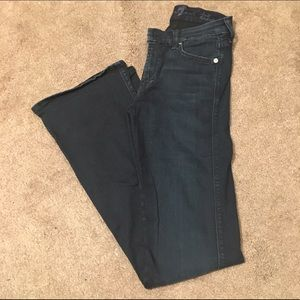 7 For All Mankind Denim - 7 for all Mankind Lexie High Rise Bootcut Jeans
