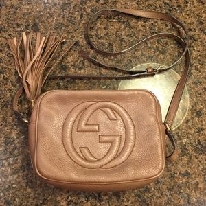 Gucci Handbags - Gucci Soho disco $780PAL