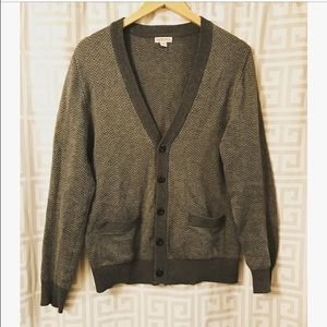 Other - Size S Men's Gray Cardigan