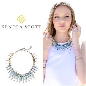 kendra scott, nwot, kaplan statement necklace