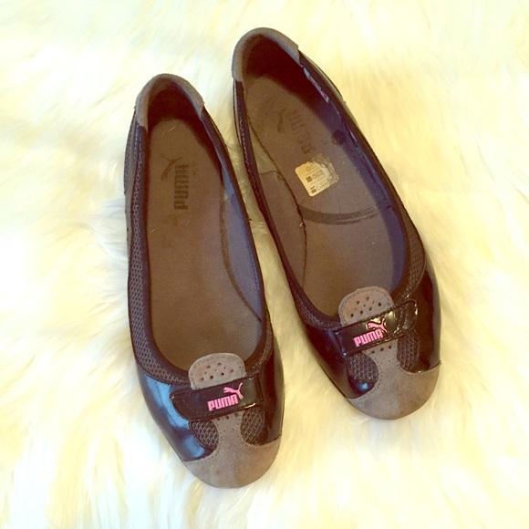 9bddbc0ad68 Puma Shoes - ⭐️RARE⭐ PUMA ZANDY PINK   BLACK ...
