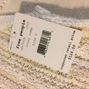 Free People Tops - SOLD! FREE PEOPLE KNIT TOP
