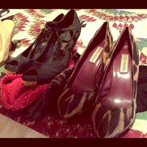 Shoes - Steve Madden ~ GONE 💰4 Pairs~👠👡👠