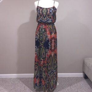 Collective Concepts Dresses & Skirts - GUC, Collective Concepts Boho Style Maxi Dress