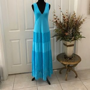 Dresses & Skirts - Full length dress blue 2 available one is .black